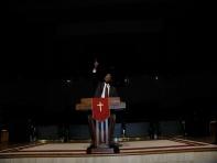 Preaching Jesus where Adrian Rogers stood